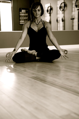 Ashtanga Yoga - Reforming Indy