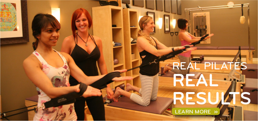 Reforming Indy: Real Pilates, Real Results