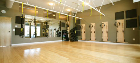 Reforming Indy - Large Fitness Studio